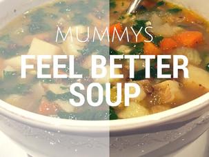 Mummys Feel Better Soup