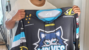 Nijmegen Wolves heeft ook zijn goalie binnen.