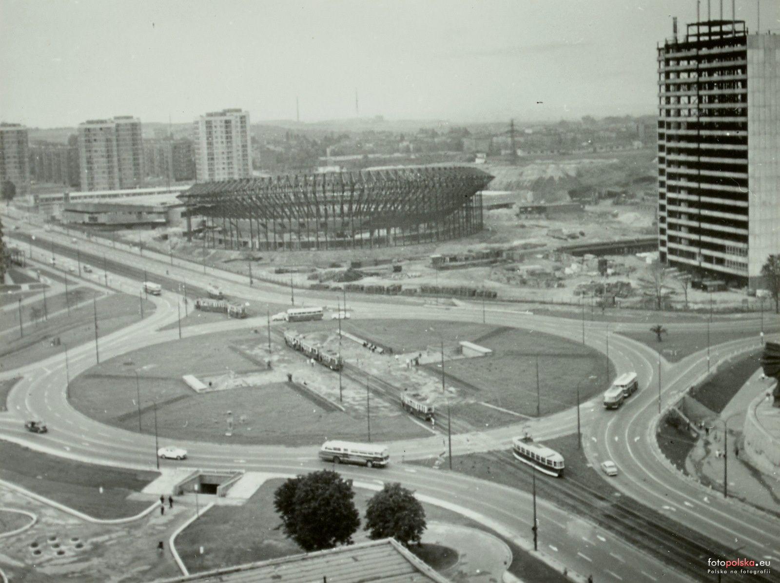 rondo - nowy środek ciężkości miasta