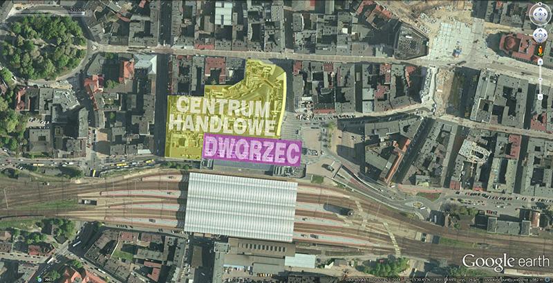 kontekst urbanistyczny dzisiaj