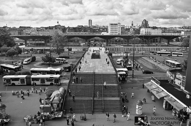 plac Szewczyka, estakada