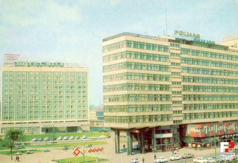 """Separator i hotel """"Silesia"""""""