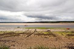 Strand von Findhorn