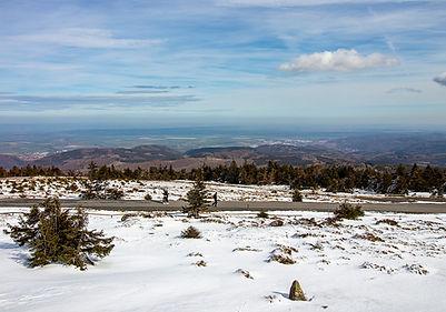 Ausblick vom Brocken