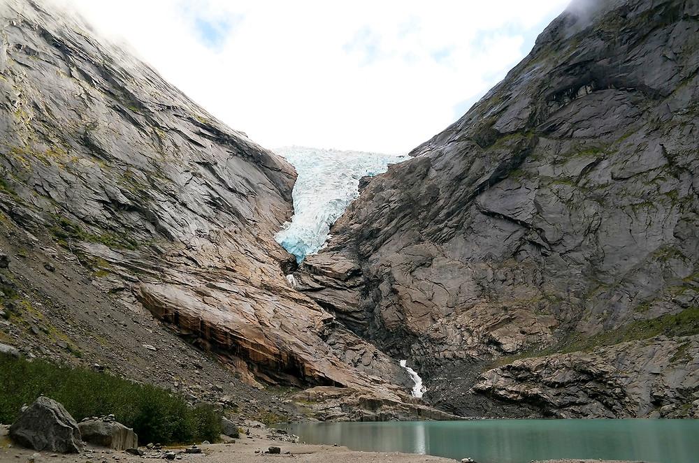Brikdsdalsbreen, Norwegen