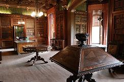 Abbotsford House, Bibliothek