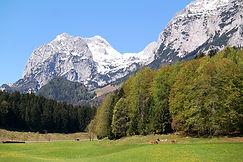 Landschaft Ramsau