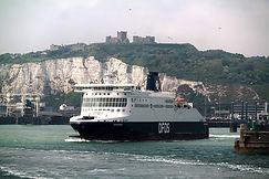 Fähre in Dover, Dover Castle