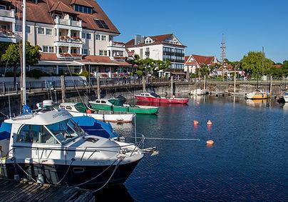 Hafen Langenargen