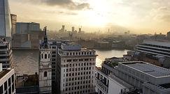 Blick von The Monument, London