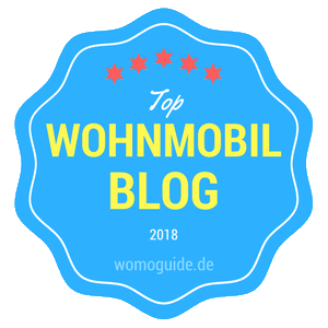 Top-Wohnmobil-Blog 2018!