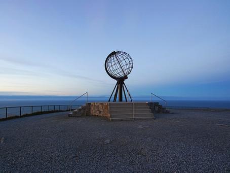 es geht los - Schweden & Nordkap-Reise