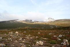 Landschaft Polarkreiszentrum