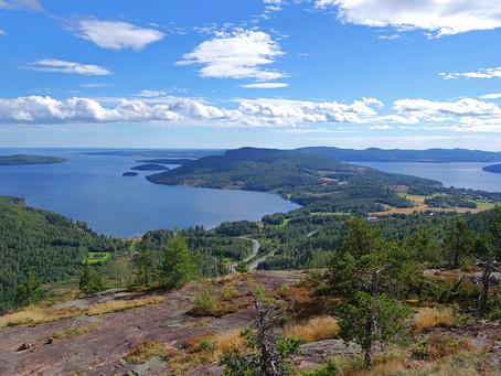 Reiseroute & Reisebericht Wohnmobilreise Skandinavien - Teil 1
