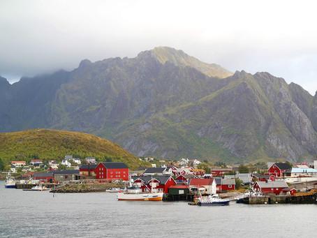 Wieder zurück aus Norwegen & Dänemark