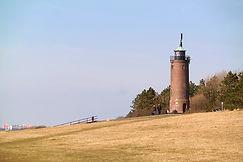 Leuchtturm Sankt-Peter-Bad - Wohnmobilreise Nordsee