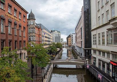 in Aarhus