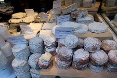 Käsefachhändler in Dupleix, Paris