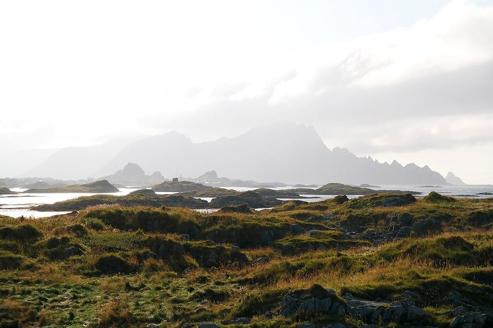 Andenes, Andoya Norwegen