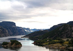 Lysefjord, Fv491
