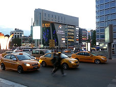 Verkehr in Ankara