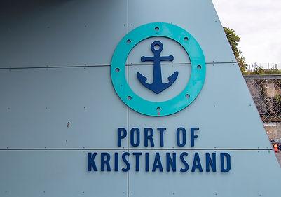 Fährhafen Kristiansand