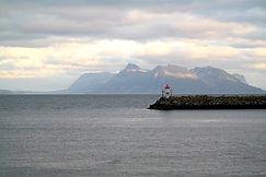 Küste Andoya