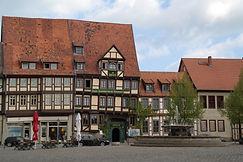 Fachwerkhäuser Quedlinburg