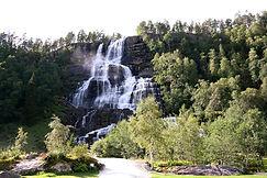 Tvindefossen Norwegen