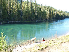 Clearwater River, Wells Grey Nationalpark