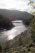 Fiskumsfossen, Norwegen