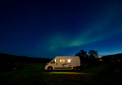 Nordlichter -Korgstadtunet Camping