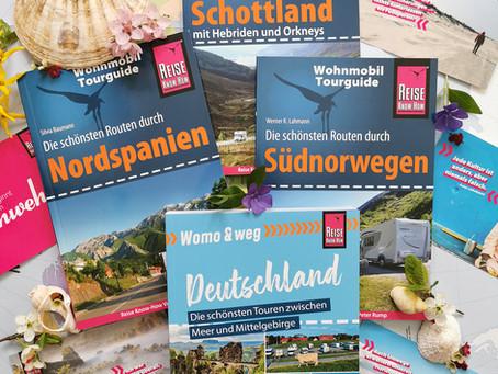 GEWINNSPIEL - Wohnmobil-Tourguides vom Reise Know-How Verlag