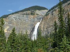 Takakkaw Falls, Kanada