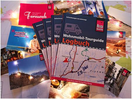 Advents-Gewinnspiel - Reise KnowHow Wohnmobil-Tourguide Logbuch