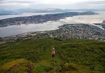Fjellheisen - Tromsø