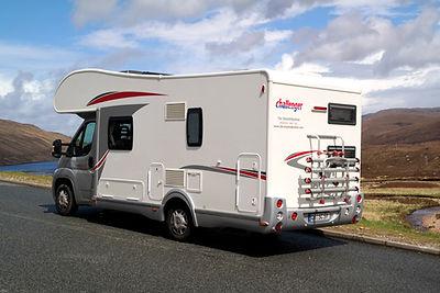unser Wohnmobil - Challenger Genesis 55