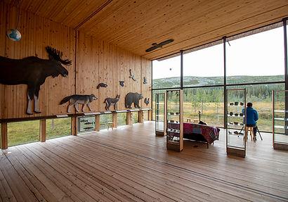 Naturum Fulufjället Nationalpark