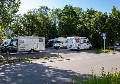 Stellplatz in Biberbach an der Riß