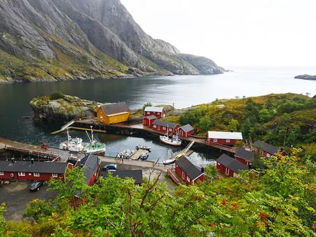Fotogalerie Wohnmobilreise Skandinavien 2016