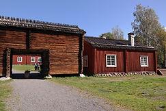 Västerbottons Freilichtmuseum, Schweden