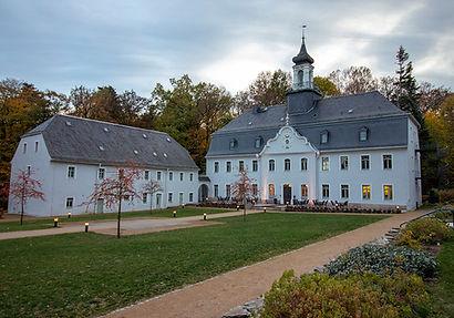 Hotel - Schloss Rabenstein