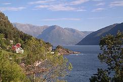 Hardangervegen, Norwegen