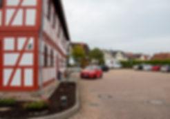 Stellplatz in Hinternah