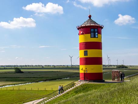 Ostfriesland & Nordseeküste mit dem Wohnmobil
