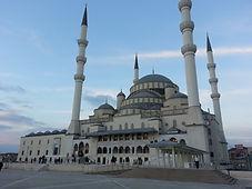 Kocatepe Moschee, Ankara