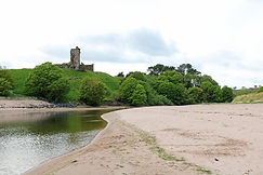 Lunan Bay - Red Castle