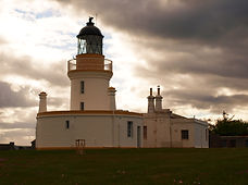 Fortrose, Lighthouse Chanonry Point