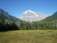Mount Robson, Kanada