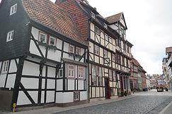 Innenstadt Quedlinburg